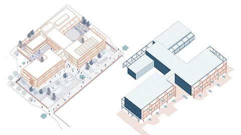 Illustrator para Arquitectos. De 0 a Experto.