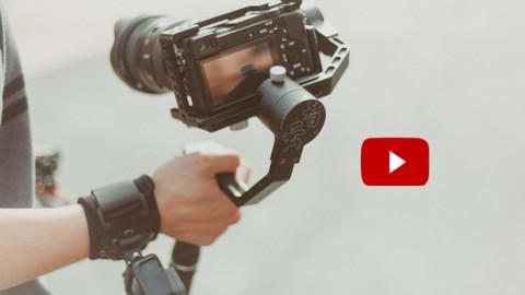 Start Vlogging & Youtube Channel, Edit Videos in minutes