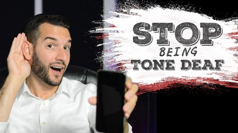 Stop Being Tone-Deaf - Singing On Pitch