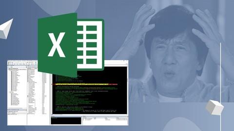 Excel VBA Editor Mastery!
