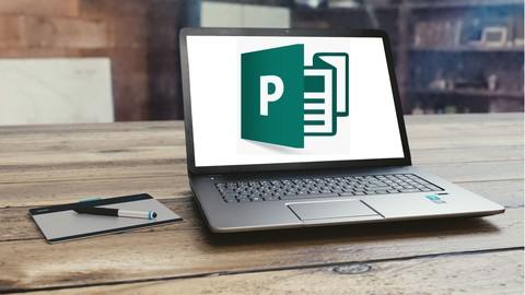 Microsoft Publisher 2020 Made Easy Training Tutorial