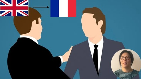 Job interview in French