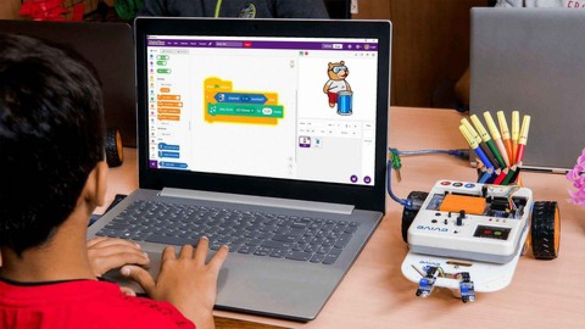 تعليم البرمجة للاطفال واهميتها ومتى تبدأ في تعليم طفلك البرمجة