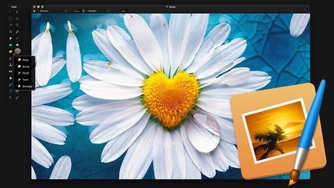 PIXELMATOR : La retouche photo sous MAC pour débutants
