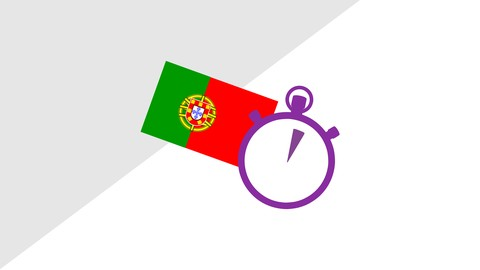 3 Minute Portuguese - Free taster course | Beginner lessons