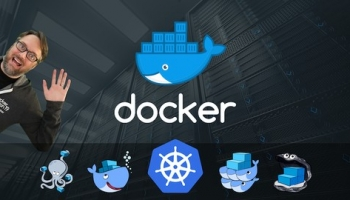 Docker Mastery: with Kubernetes +Swarm from a Docker Captain