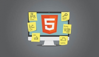 Learn HTML5 Stickys App Course