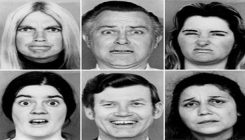 Face Reading People Micro Expressions; Lie Detection