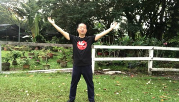 Six Healing Sounds Qi Gong with Tai Chi for Relaxation