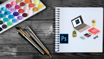 Ultimate Photoshop Course: Step By step (كورس بالعربية)
