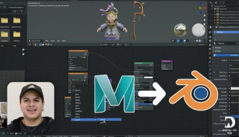 Learning Blender for Maya Artists   Making the Jump