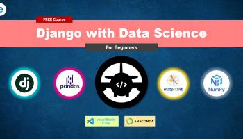 Django with Data Science