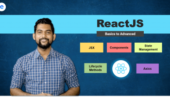 The Complete React JS course – Basics to Advanced